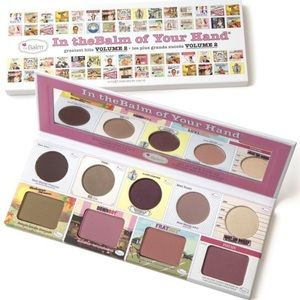 IN THEBALM OF YOUR HAND Greatest Hits Vol2 Palette